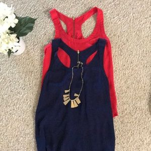 2 Racer back cami from Express